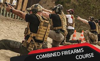 Combined Firearms Course 3 Days Course M4 Glock AK47