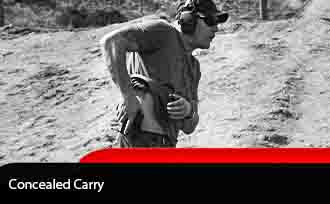 Concealed Carry Course for civilians and professionals