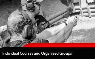 Safe Firearms Training Courses for Civilians and
