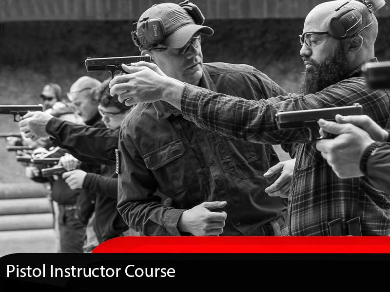 Tactical Security Training  for Ex Military