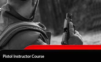 Tactical Firearms Instructor Course
