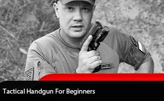 Tactical Handgun Pistol Course for Beginners