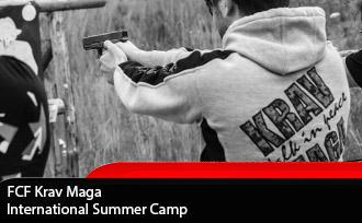 FCF KRAV MAGA INTERNATIONAL SUMMER CAMP