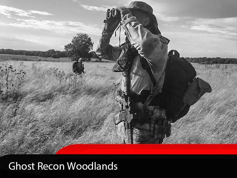 Ghost Recon - Woodlands