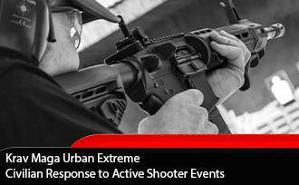 Krav Maga Urban Extreme Active Shooter Course