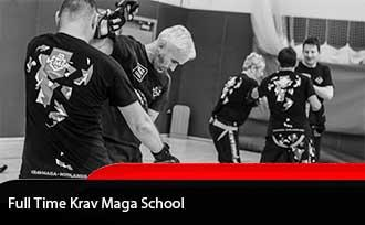 BZ Academy Licensed Krav Maga UK School.