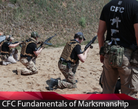Combined Firearms Course - Marksmanship Fundamentals